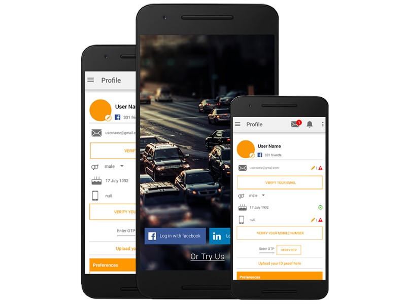 Odd-Even Rule: iUnir Launches Ride-Sharing App