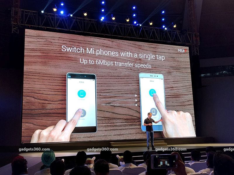 Xiaomi's Mi Mover App to Help Transfer Data From an Old Device