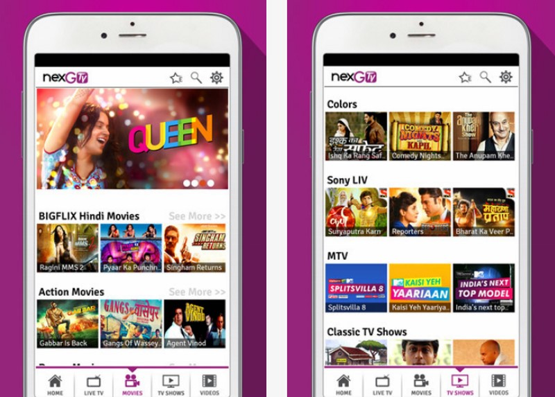 NexGTv to Start Services in 140 Countries