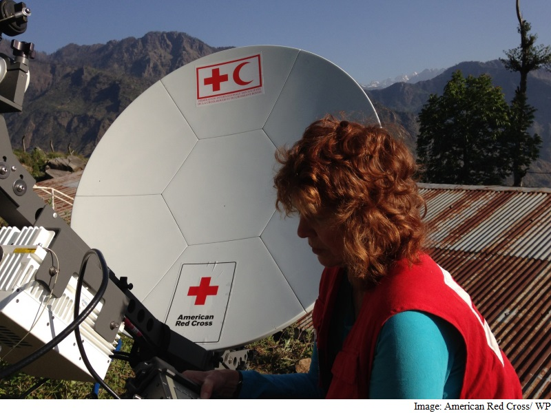 How a bunch of Tech Geeks Helped store Nepal's Earthquake sufferers