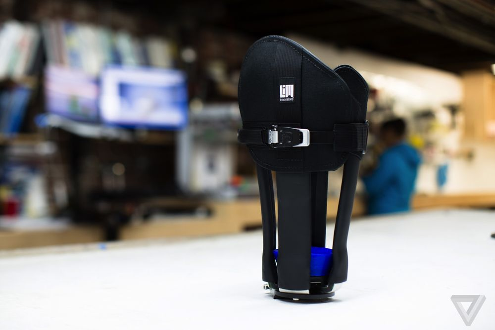 Meet LIM, the tech business enterprise creating the wi-final wearable: prosthetic sockets
