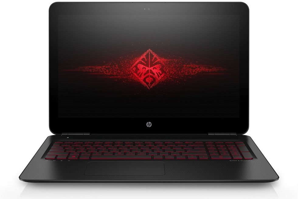 HP goes large on gaming with new Omen laptops and computer