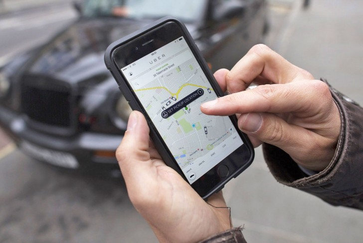 Uber is the use of Foursquare area information to assist choose you up