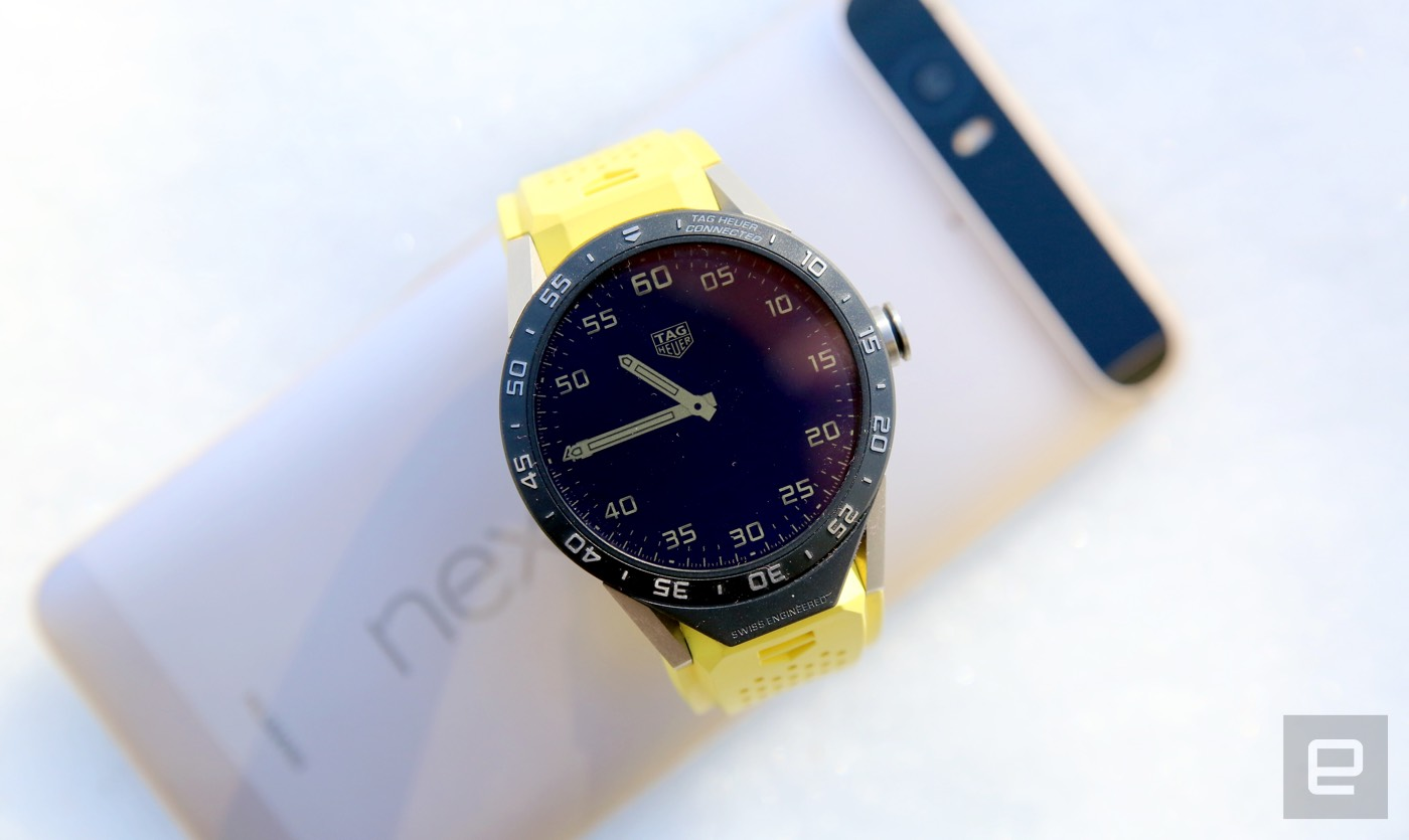 Tag Heuer linked assessment: $1,500 for a smartwatch?