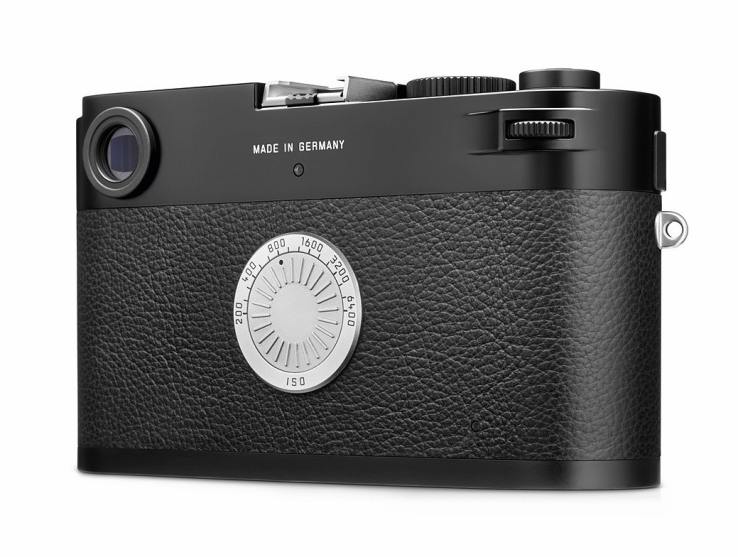 past, gift and pending pictures meet in Leica's screenless M-D