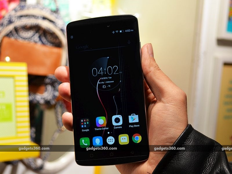 Lenovo Says sold 500,000 Vibe K4 be aware devices in India on account that January
