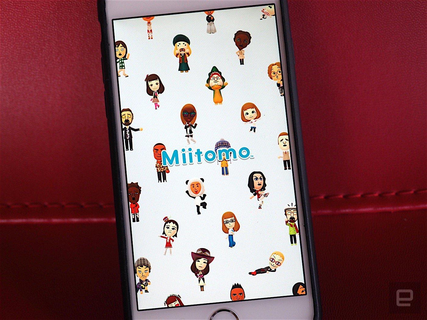 'Miitomo' gamers are apparently leaving behind Nintendo's app