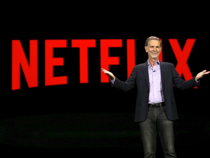 Netflix adds 6.7 Million Subscribers in Q1 2016
