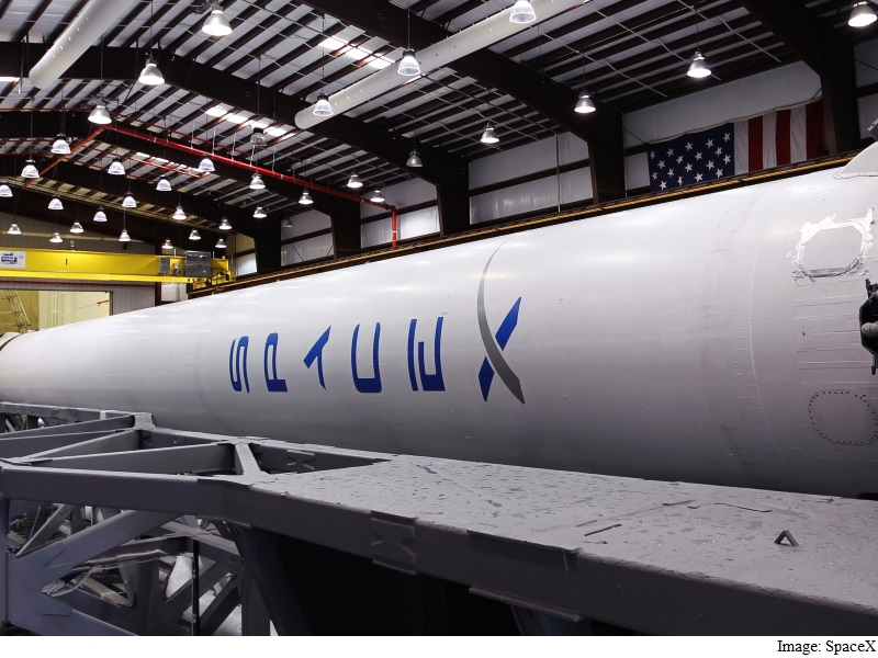 SpaceX to launch jap satellite Early Friday
