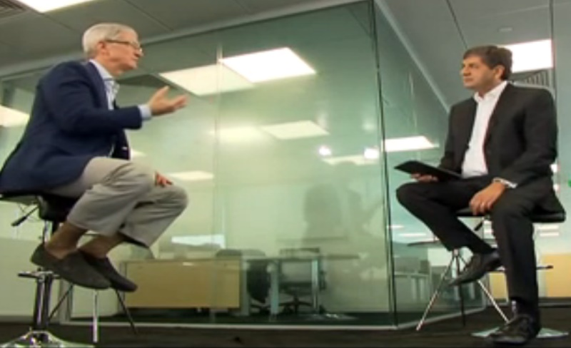 Apple Is in India for 1000 Years: Tim cook dinner