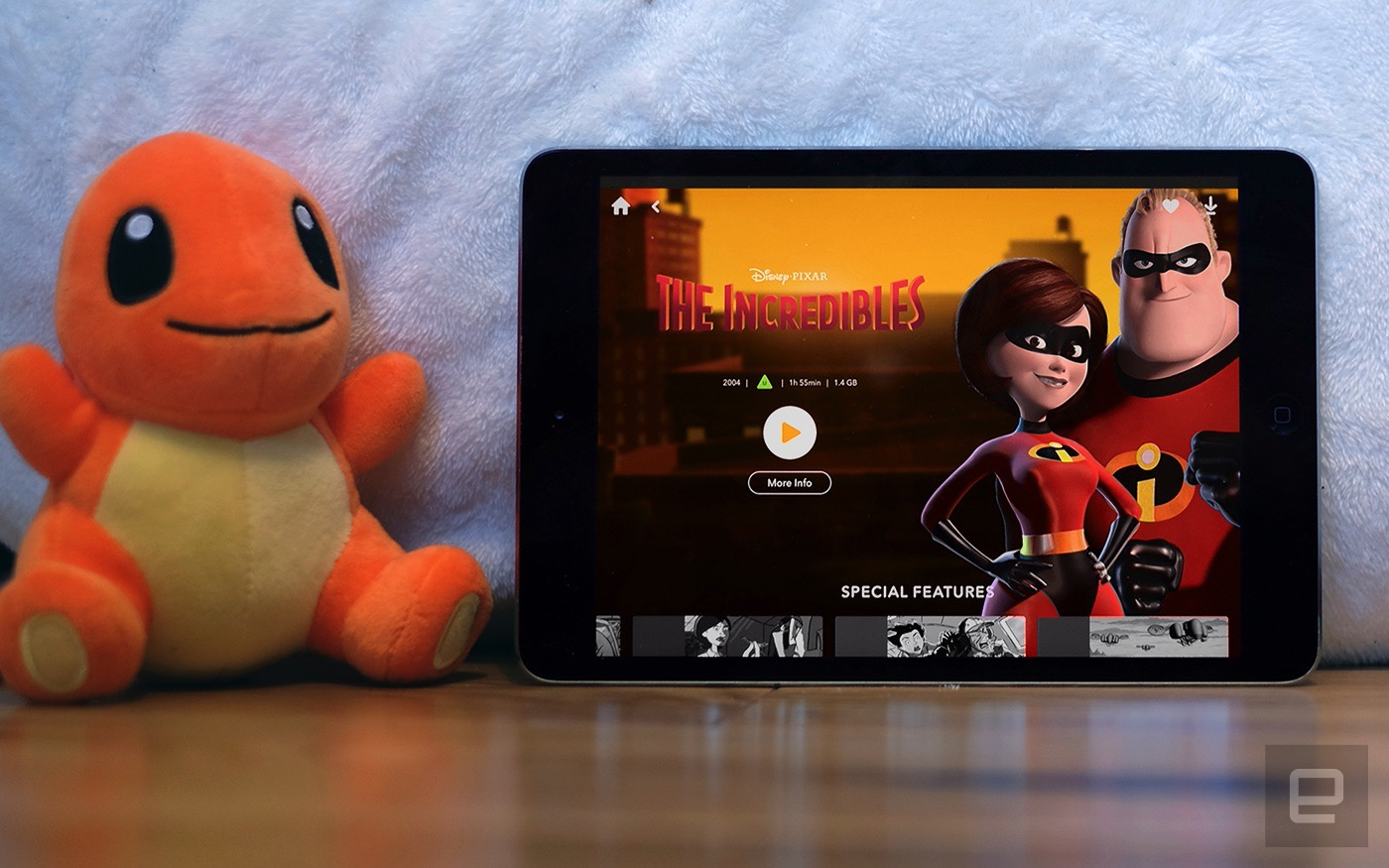 DisneyLife receives children' streaming genuinely right