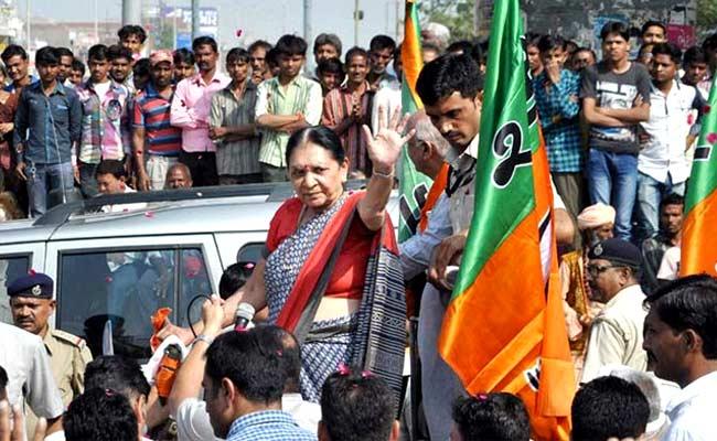 Gujarat chief Minister Anandiben Patel assaults Patidar Quota Leaders