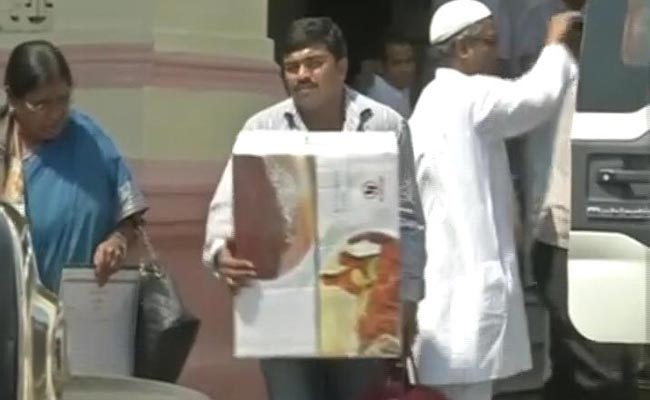 three Of Bihar's 243 Legislators Say they may return government's presents