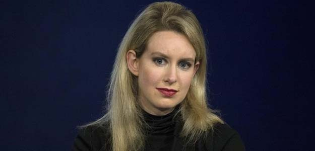 Forbes Estimates Theranos Founder's internet worth Now 0