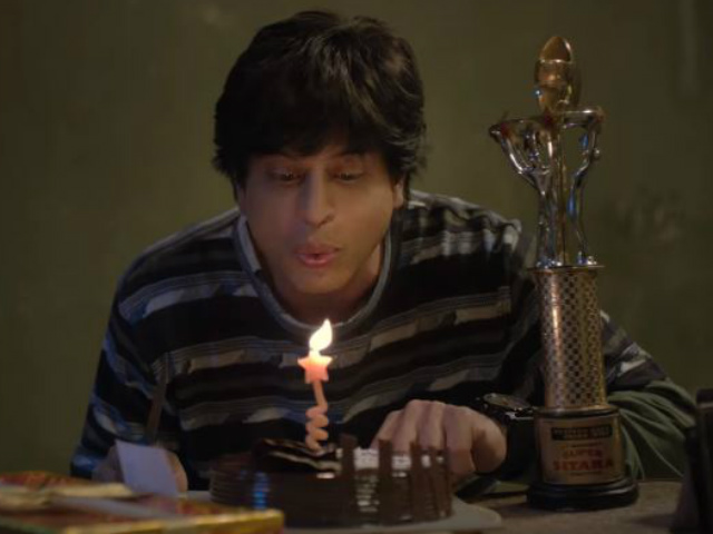 This became Shah Rukh Khan's First reaction to Fan Script