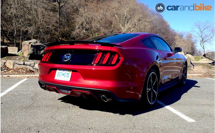 exceptional: Ford Mustang GT assessment