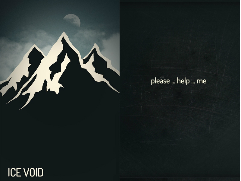 Ice Void Is a Gripping text sport about Surviving Mt. Everest