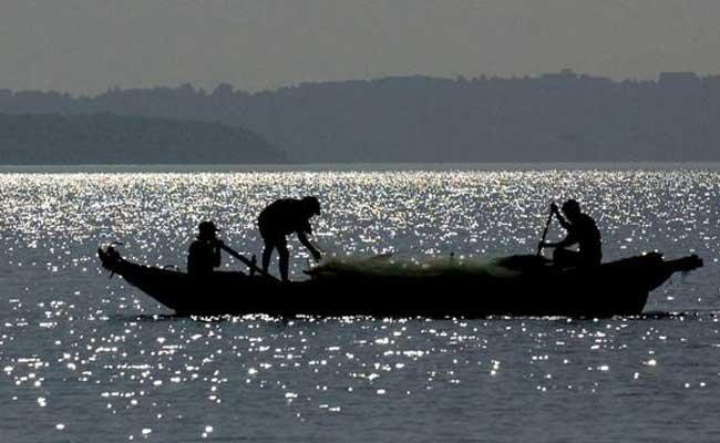 Sri Lankan army Damages Tamil Nadu Fishermen' gear