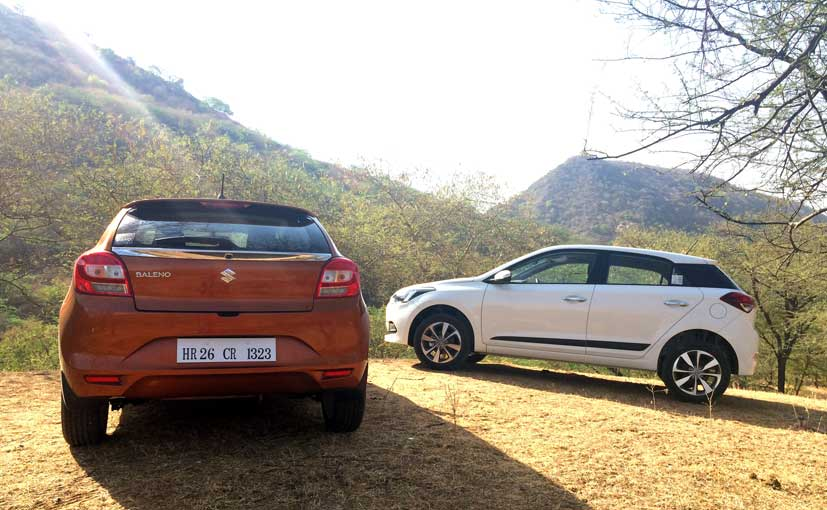 Maruti Suzuki Baleno vs Hyundai i20: conflict of the top class Hatchbacks
