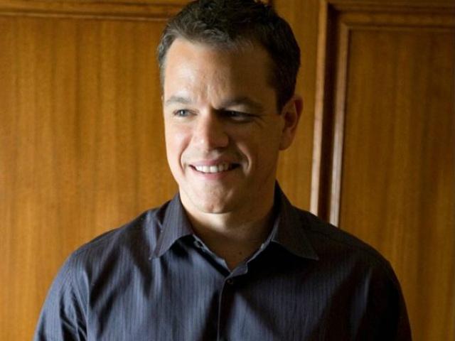 Matt Damon stocks studies Which Helped Him shape His life