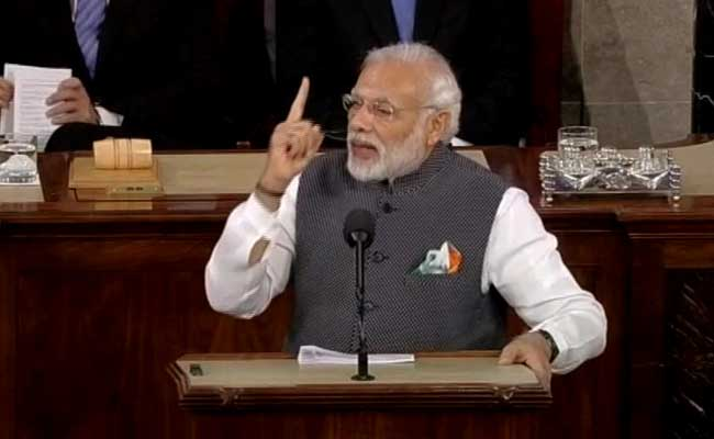 US Senate exposed Hollowness Of PM Modi's Claims, Says Congress