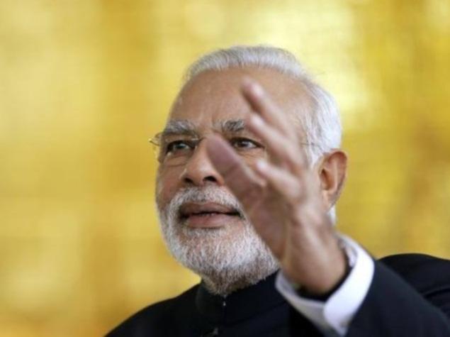 Narendra Modi Congratulates Nasa on Pluto assignment