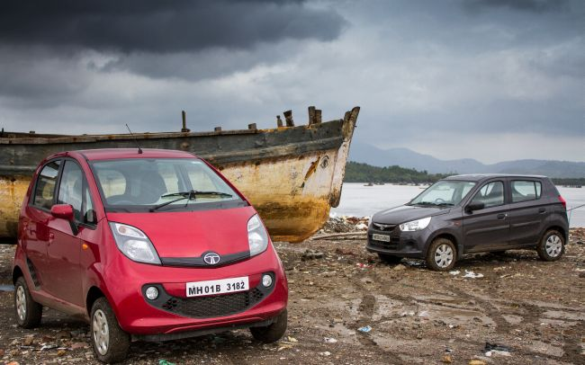 Tata GenX Nano AMT vs Maruti Suzuki Alto K10 AMT: The less expensive AMTs