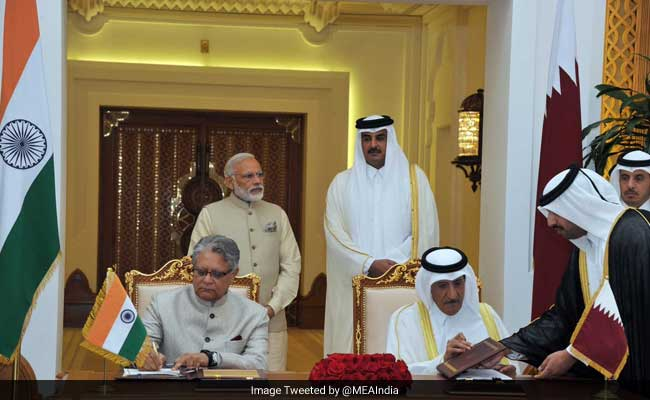 India, Qatar signal 7 Agreements to enhance Cooperation And funding