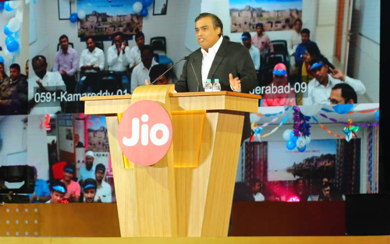 Reliance Jio internet site starts offevolved Taking community Trial Registrations