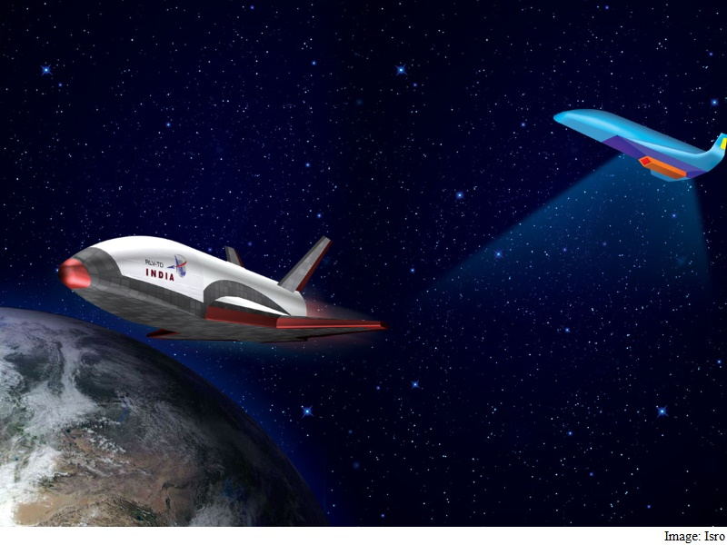 Isro Says next Reusable release car take a look at After studying Flight statistics