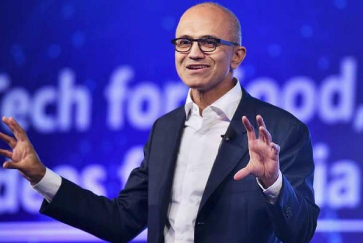 it's about Celebrating generation India Creates, Says Microsoft CEO Satya Nadella