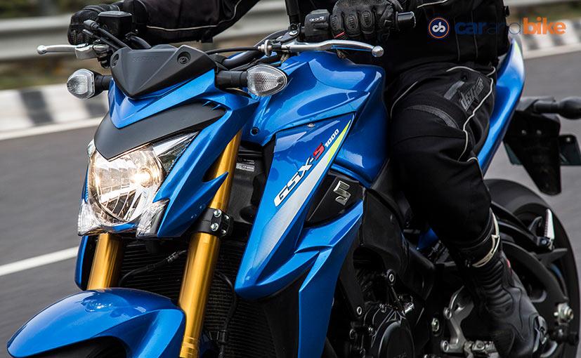 2016 Suzuki GSX-S1000 overview