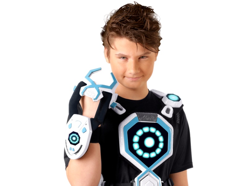SuperSuit 'Wearable Gaming Platform' to move Up for Pre-Orders in September