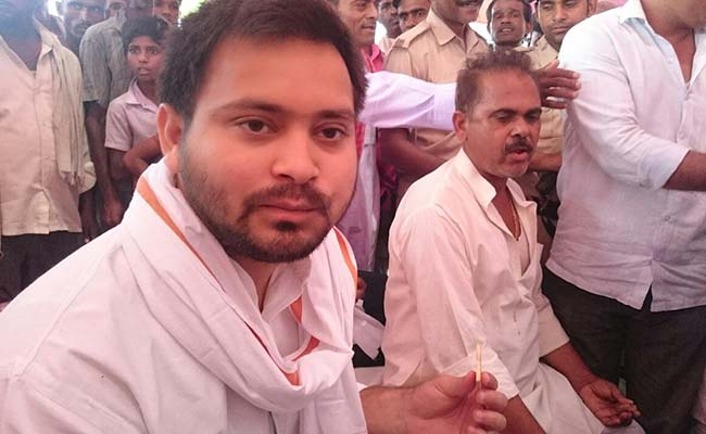 Tejaswi Yadav, Rabri Devi assault Bihar BJP Leaders Over Returning gifts