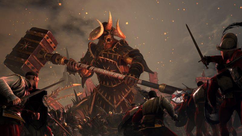general war: Warhammer overview