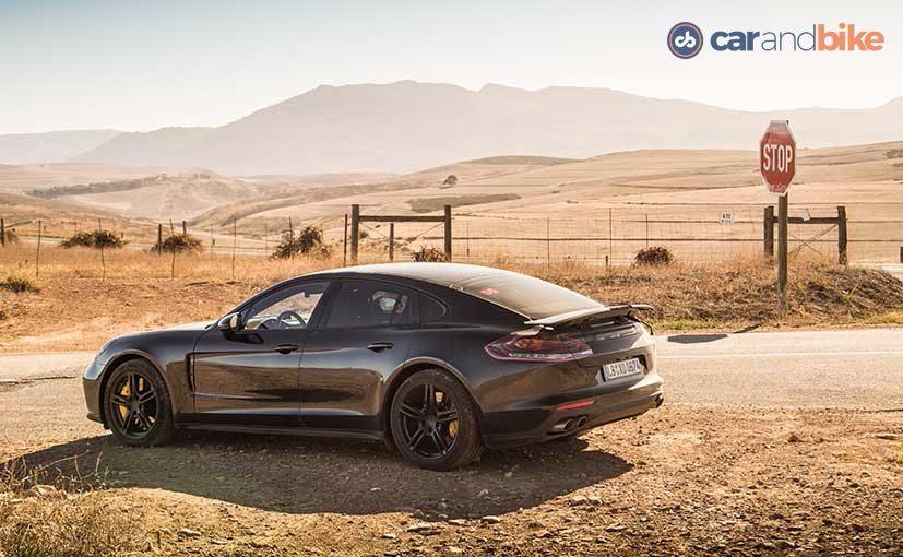 Distinct: 2d Technology Porsche Panamera Prototype Driven
