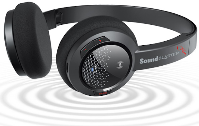 Creative Sound Blaster Jam Bluetooth Headset Released at Rs. 3,499