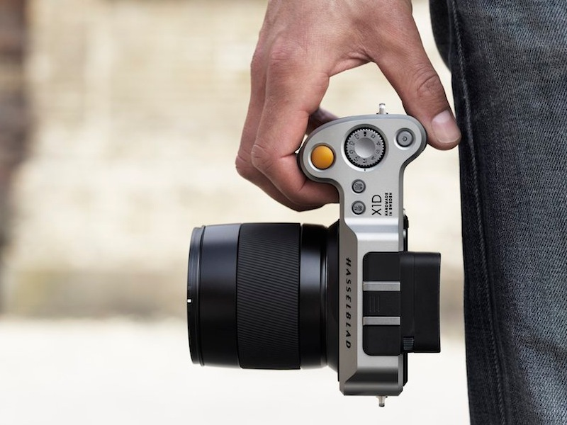 Hasselblad X1D Medium format Mirrorless camera released at $eight,995