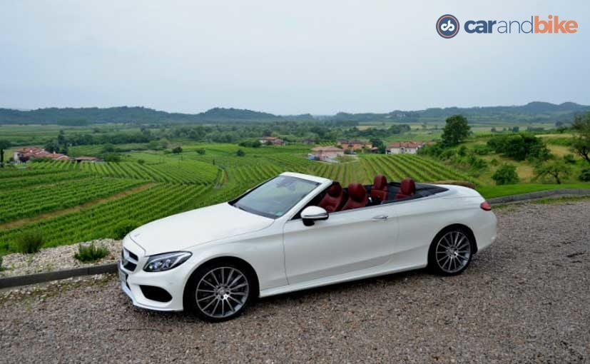 Mercedes-Benz C300 Cabriolet First Force Review