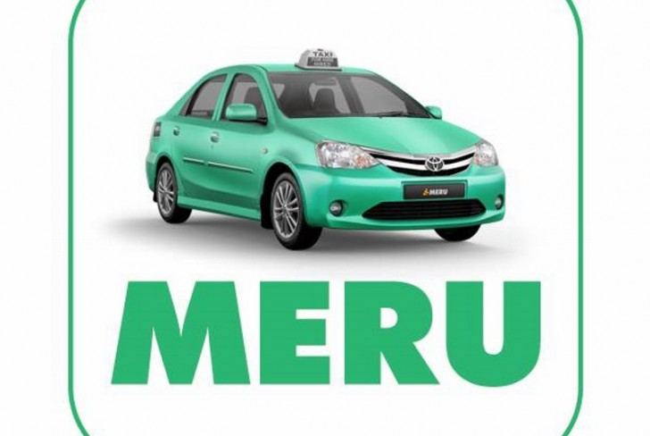 Taxi Service Meru Raises Rs. 150 Crores in Funding
