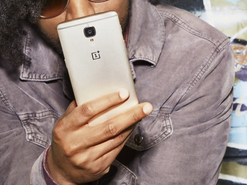 OnePlus three Smooth Gold Colour Variant to Launch in the 2nd Half of of July