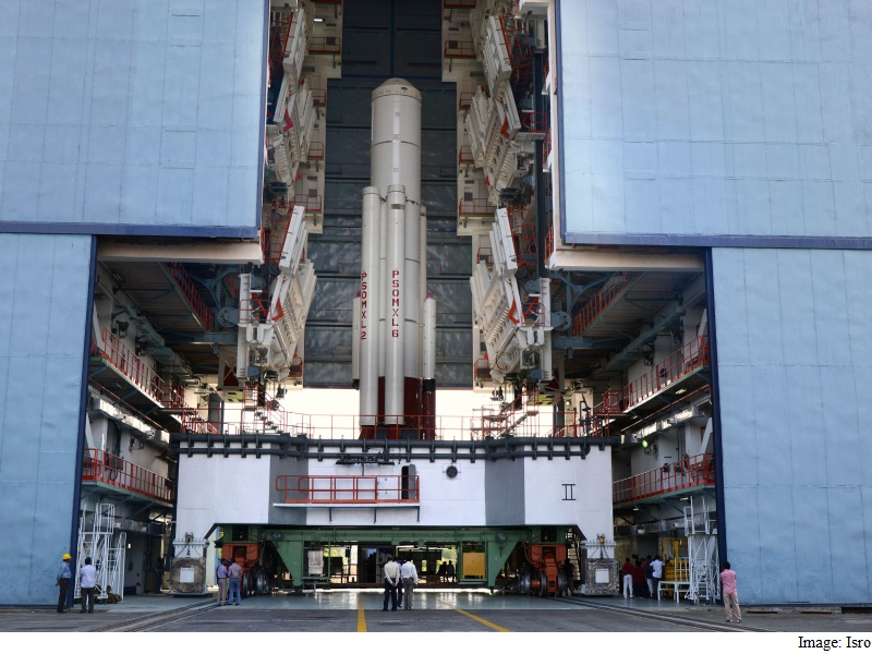 Isro Starts 48-Hour Countdown for File Satellite Launch on Wednesday