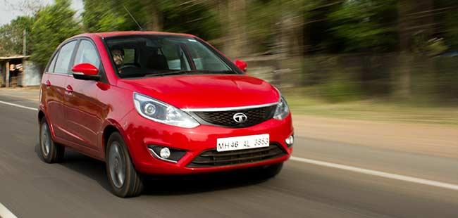 Hyundai Grand i10 vs Tata Bolt: Concept top-of-the-line Evolution
