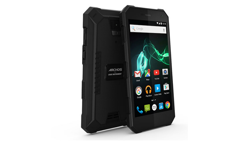 Archos 50 Saphir With IP68 Certification, 5000mAh Battery Launched Ahead of IFA
