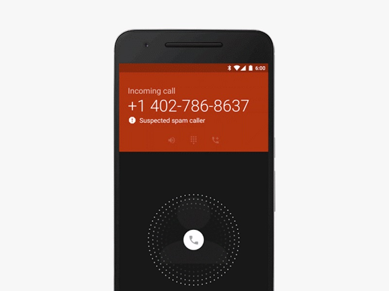 Android One and Nexus Users Can Now Easily Identify and Block Spam Callers