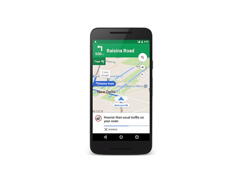 Google Maps for Android Getting Wi-Fi Only Mode and More