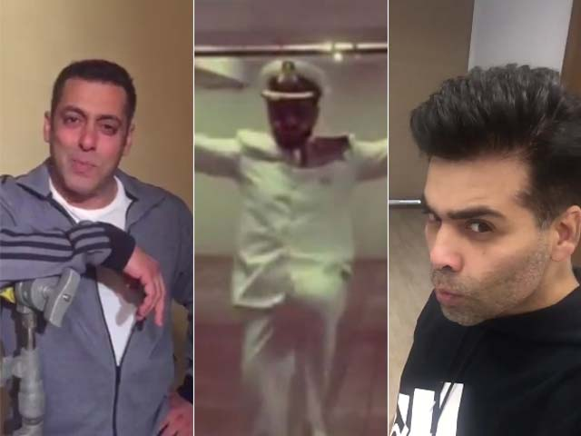 Salman, Ranveer and Now Karan Johar. Celebrity PR For Akshay's Rustom