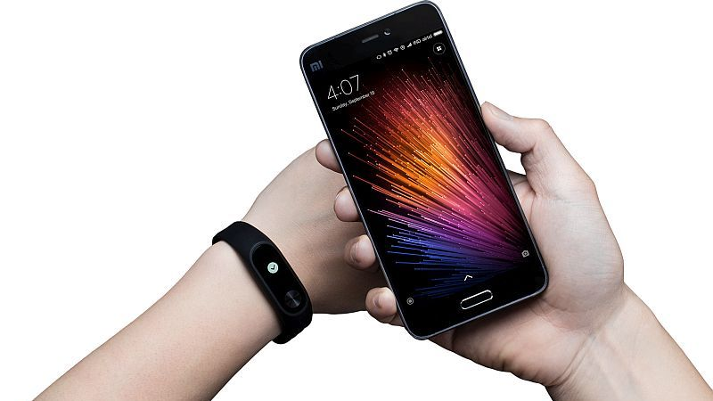 Xiaomi Mi Band 2 With Oled Display, Heart Rate Sensor Launched at Rs. 1,999