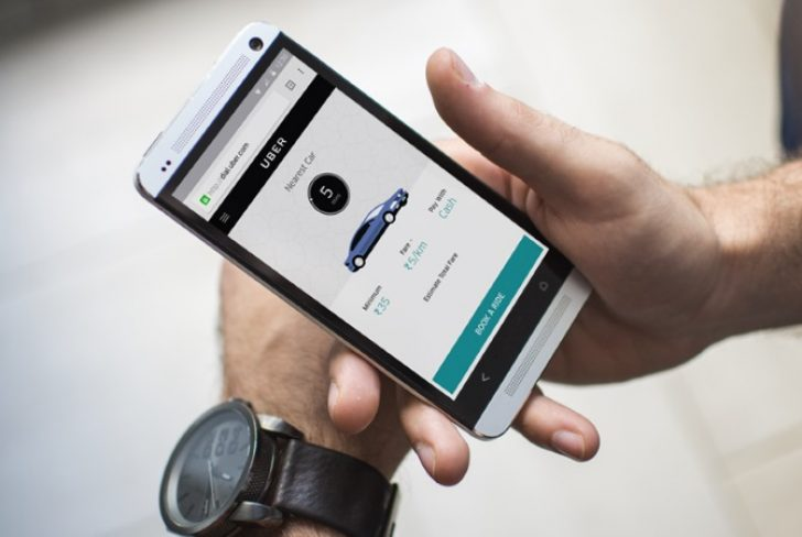 You Can Now Book Uber Cabs Without Downloading the App