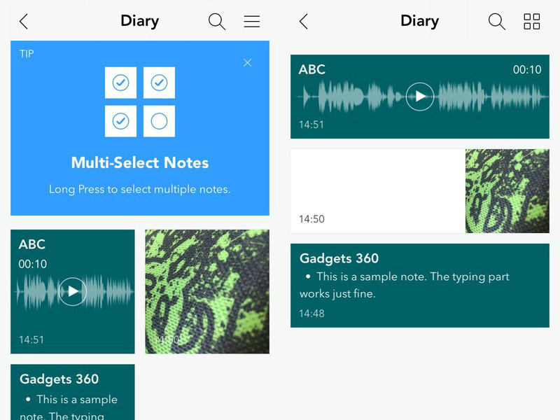 Zoho Notebook Is a Note-Taking App Worth Checking Out